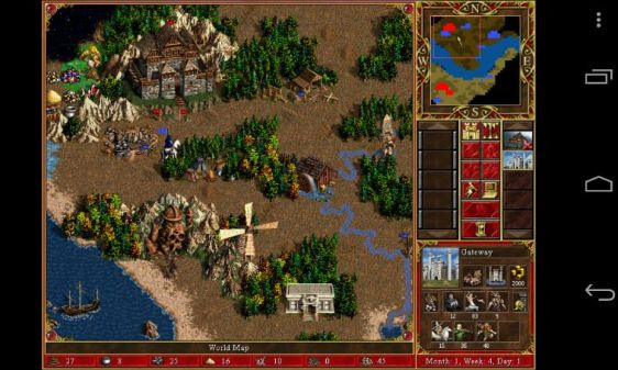 Heroes Of Might And Magic III (Android) - 07