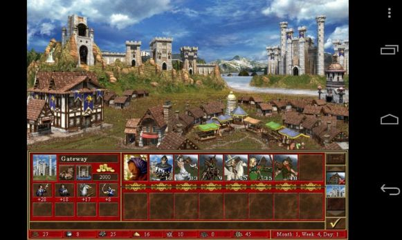 Heroes Of Might And Magic III (Android) - 08