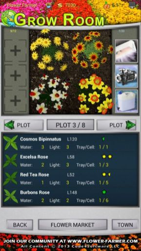 Flower Farmer (Android) - 07