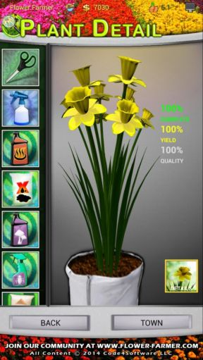Flower Farmer (Android) - 08