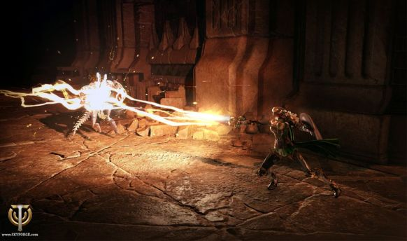 Paladin_fights_Demon_Imp_in_Lanber_Catacombs
