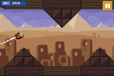 Retro Wings (Android) - 03