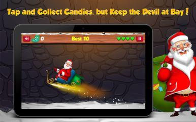 Santa's Christmas Candy (Android) - 02
