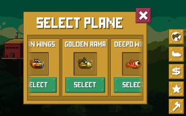 Retro Wings (iOS & Android) - 03