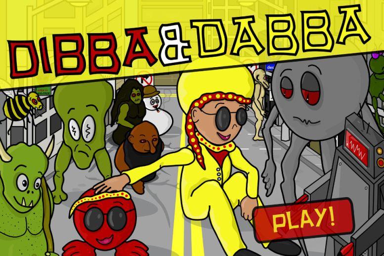 Dibba & Dabba (iOS & Android) - 01