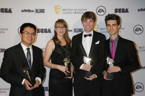 Event: British Academy Games AwardsDate: Thurs 12 March 2015Venue: Tobacco Docks, East LondonHost: Rufus Hound-Area: PRESS ROOM