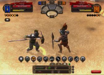 Gladiators Online - Enhanced Combat System (02)