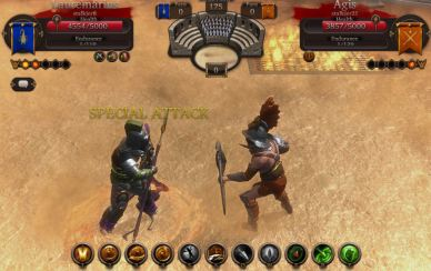 Gladiators Online - Enhanced Combat System (03)