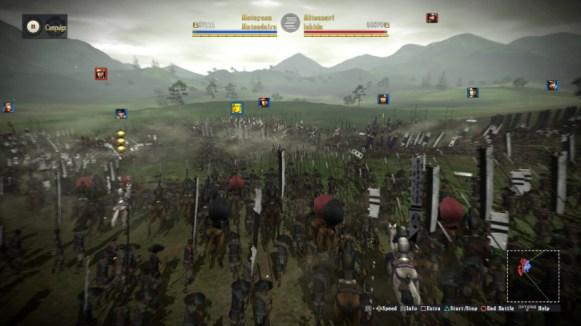 Battle(Rear View)