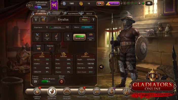 Gladiators Online - 10