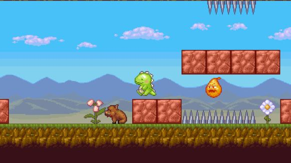 DinoFour (Android) - 05