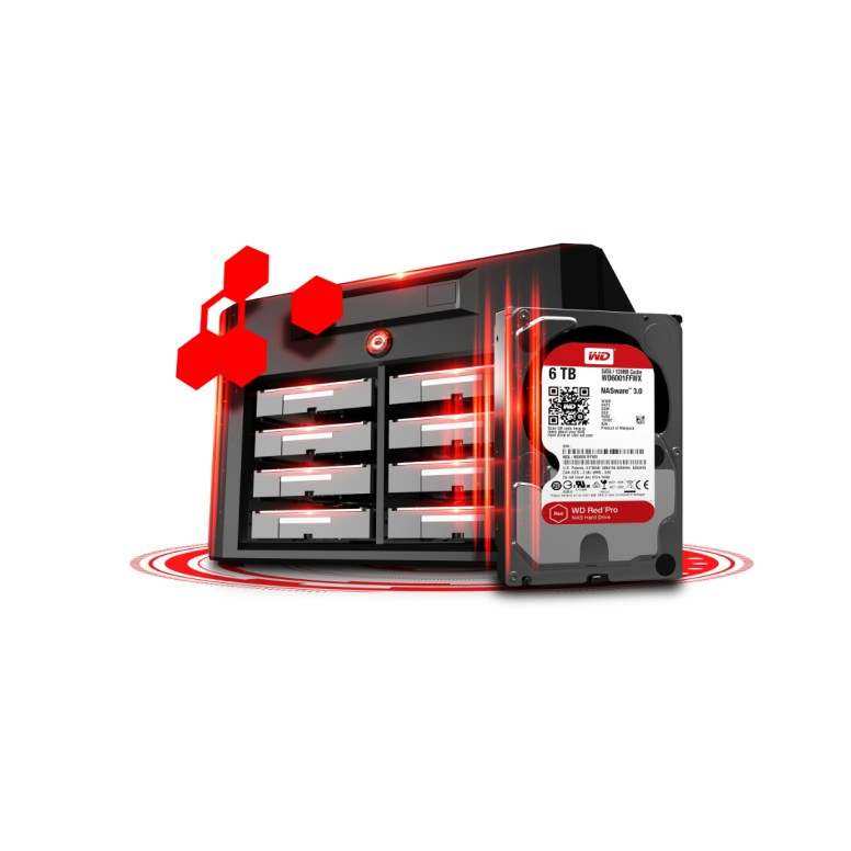 WD Red Pro 6TB Product Image (2)
