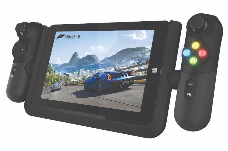 Linx Vision - Tablet and Controller - Forza 6-1