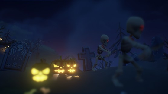Skeletons_and_glowing_Pumpkins_night_2