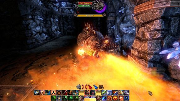 The Fall Of The Dungeon Guardians (PC) - 05