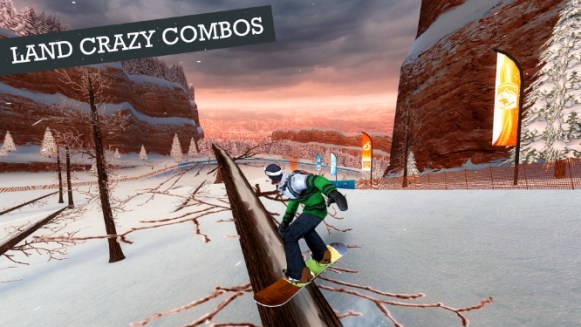 Snowboard Party 2 (Mobile) - 05