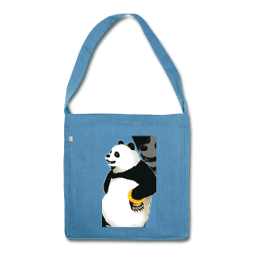 Tekken - Recycled bag Panda