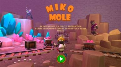 Miko Mole (PS4) - 01