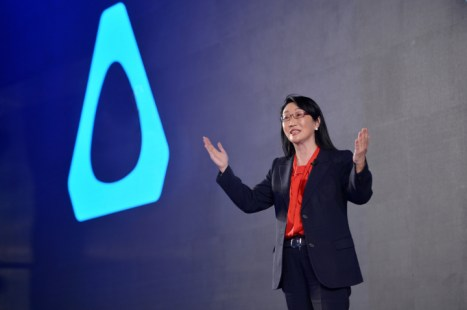 Cher Wang, Chairwoman and CEO of HTC_2
