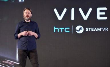 Chet Faliszek, game producer at Valve