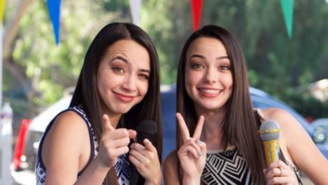 STANDOFF#14 - Veronica and Vanessa Merrell - Mia (Veronica Merrell) and Maya (Vanessa Merrell) are our commentators for the contest.