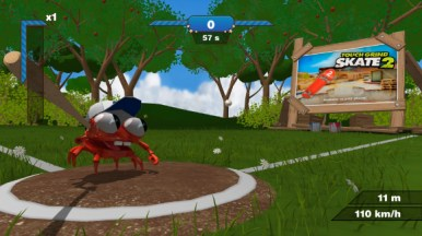 Mr. Crab Baseball (iOS) - 01