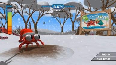 Mr. Crab Baseball (iOS) - 02