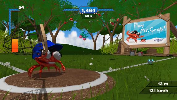 Mr. Crab Baseball (iOS) - 04