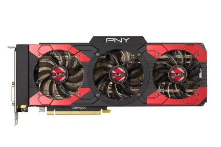 PNY GeForce GTX 1070 8GB XLR8 OC [2]