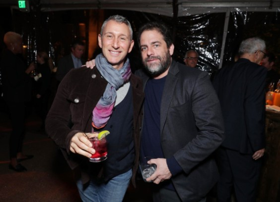 "Adam Shankman, Brett Ratner seen at Netflix's original documentary ""13TH"" reception hosted by Netflix Chief Content Officer Ted Sarandos and Ambassador Nicole Avant with a special conversation moderated by Oprah Winfrey with director Ava DuVernay and Van Jones] on Sunday, January 15, 2017, in Los Angeles, CA. (Photo by Eric Charbonneau/Invision for Netflix/AP Images)"
