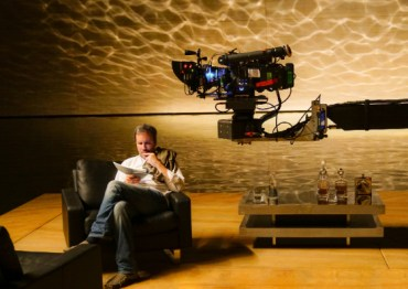 Director DENIS VILLENEUVE on the set of Alcon EntertainmentÕs sci fi thriller BLADE RUNNER 2049 in association with Columbia Pictures, domestic distribution by Warner Bros. Pictures and international distribution by Sony Pictures Releasing International.