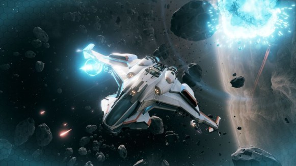 EVERSPACE Early Acces Screenshot 01
