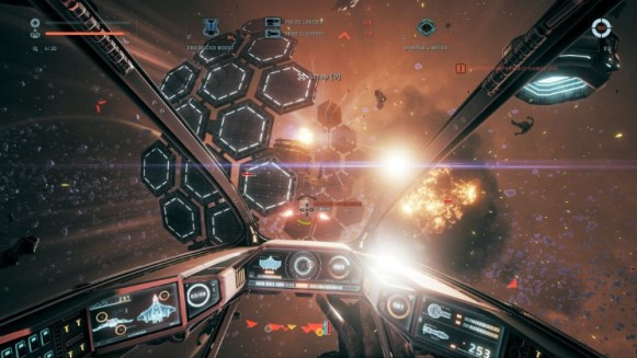 EVERSPACE Early Acces Screenshot 02