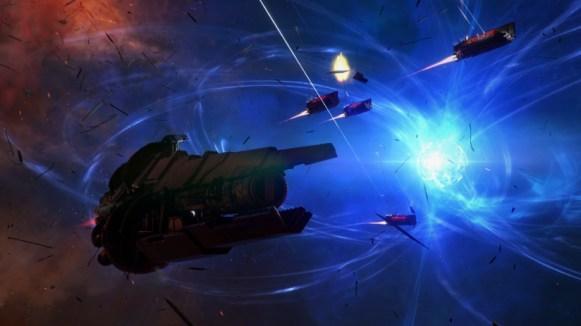 Endless Space 2 - Stellar Prisoner Update - Neutron Star Battle Arena