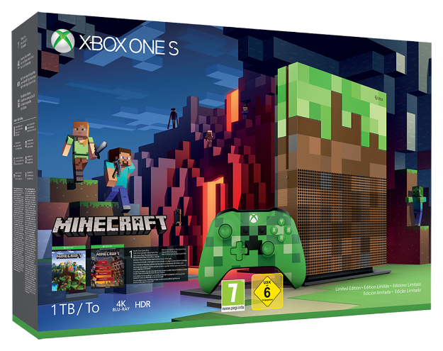 Argos announces pre-orders for Xbox One X and exclusive Xbox One S