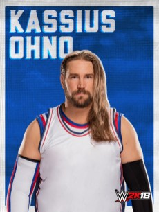WWE2K18_ROSTER_Kassius Ohno