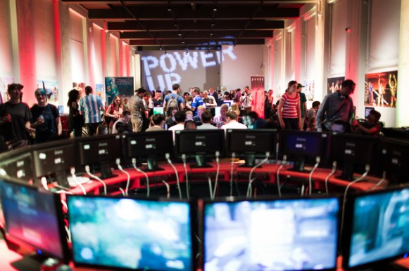 Science Museum // Power Up // 21 July 2016