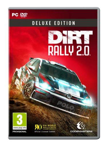 DiRT Rally 2.0 DELUXE 2D Packshot PC
