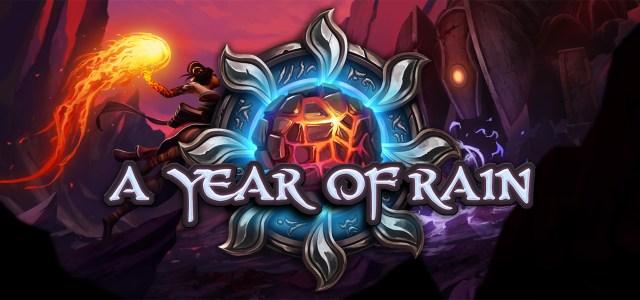 A Year of Rain