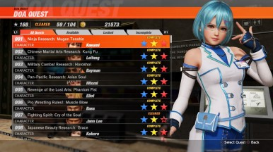 DEAD OR ALIVE 6 1