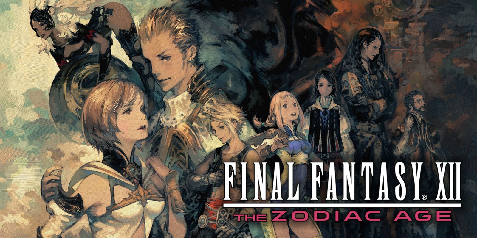 Final Fantasy XII Nintendo Switch Review | Invision Game Community