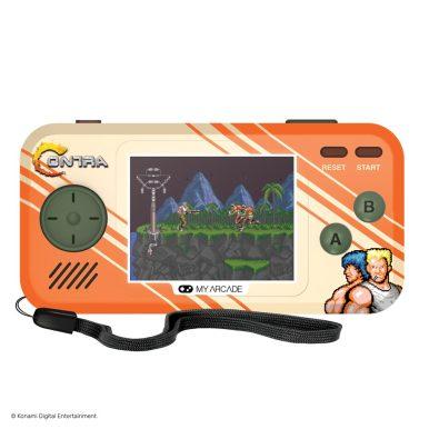Contra Pocket Player