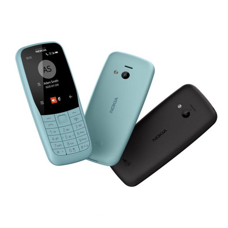HMD Global_ Nokia 220 4G_Group_SS