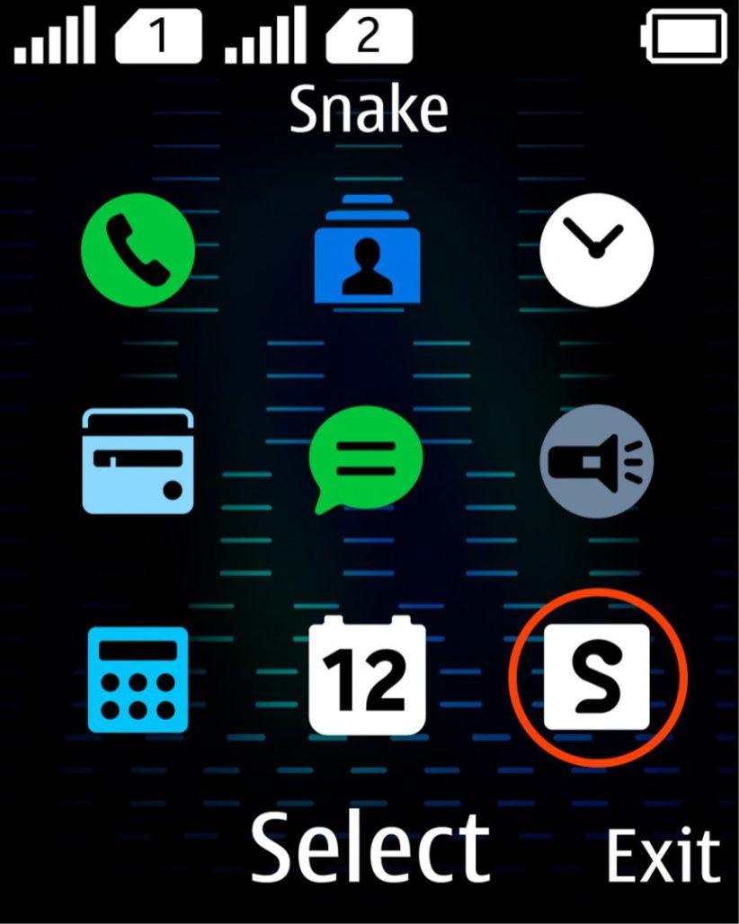 HMD_Nokia 105_Home_Screen_DS_AW_AI_V2