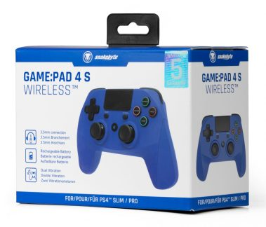SB914539 PS4 Game Pad 4 S Wireless (blue) retail 02