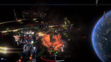 War Tech Fighters 6