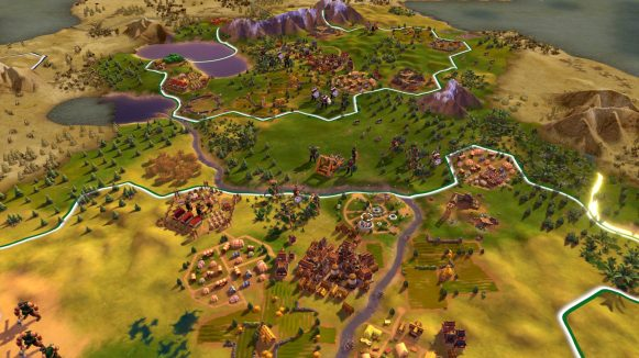 Civilization VI Console - Moving Forward