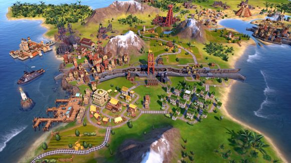 Civilization VI Expansion Bundle - Canals