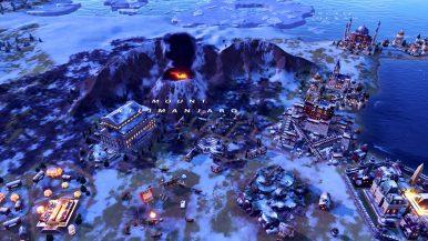 Civilization VI Expansion Bundle - Mount Kilimanjaro
