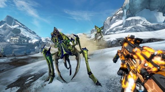 BL2 VR Combat